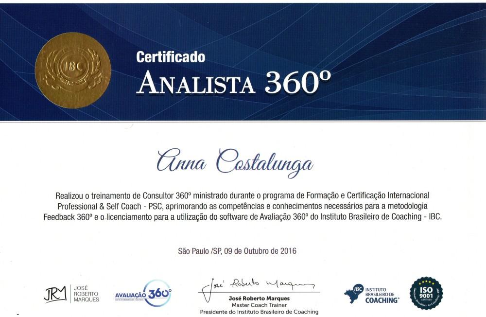 Analista 360
