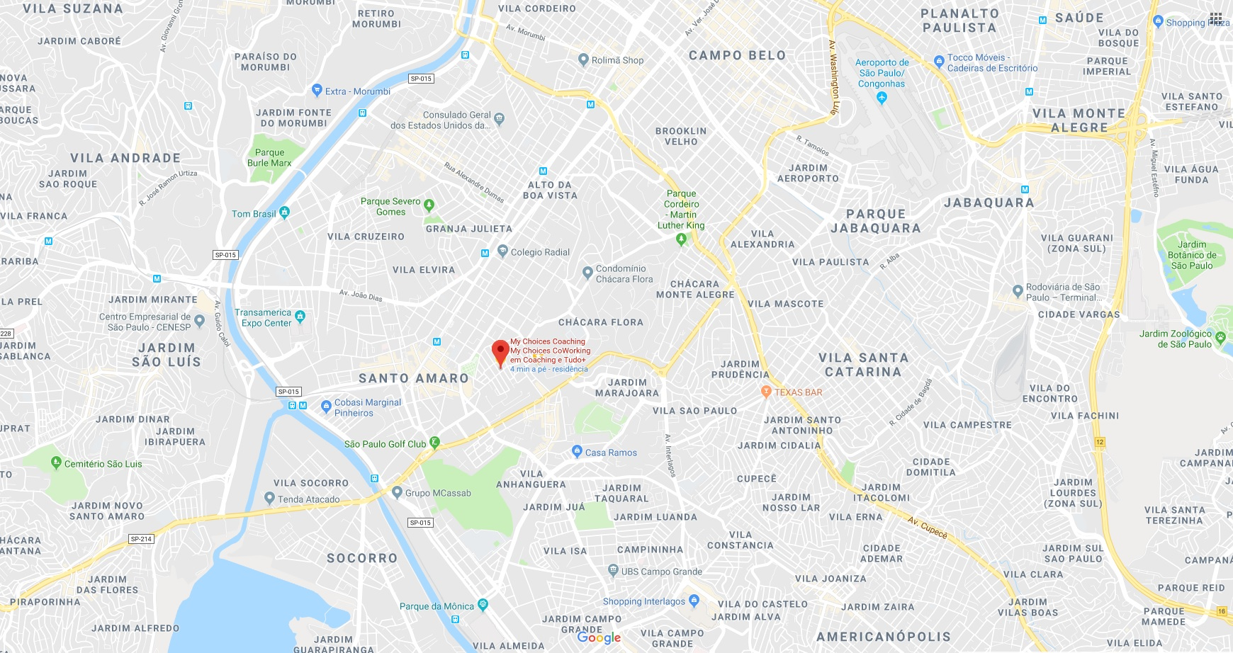 MAPS My Choices Coworking e Coaching