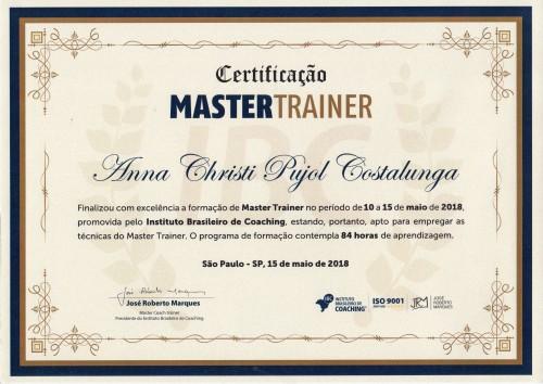 Certificado Master Trainer001
